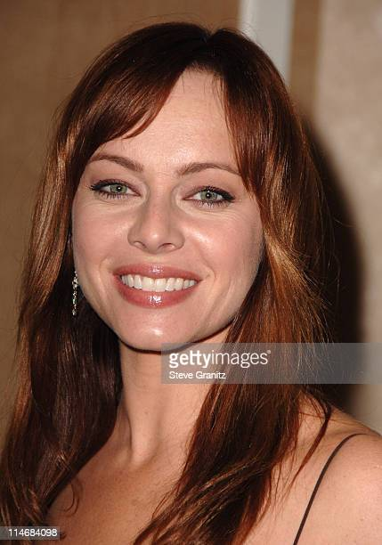 Melinda Clarke during Diamond Information Center and InStyle Host 6th Annual Awards Season Diamond Fashion Show Preview Arrivals at Beverly Hills...