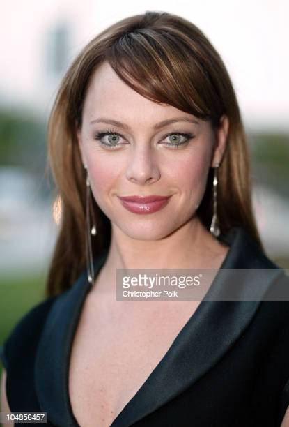 Melinda Clarke during FOX Broadcasting Company Introduces its 20032004 Prime Time Line Up at Astara West in West Hollywood California United States