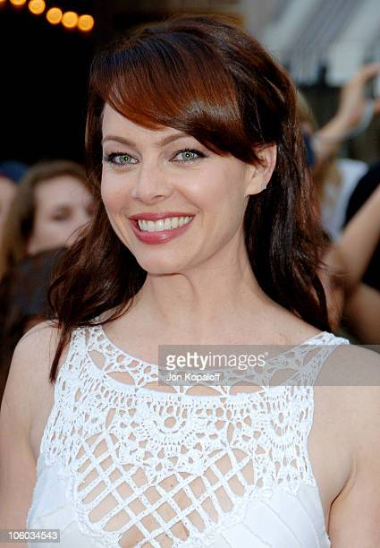 Melinda Clarke during Pirates of the Caribbean Dead Man's Chest Los Angeles Premiere Arrivals at Disneyland/Main Street in Anaheim California United...