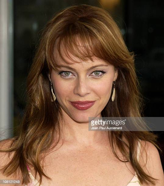 Melinda Clarke during Television Critics Association FOX Arrivals Day One at Renissance Hotel in Hollywood California United States