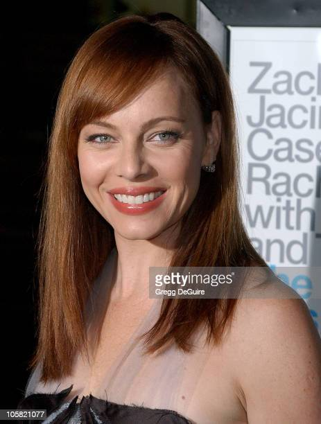 Melinda Clarke during The Last Kiss Los Angeles Premiere Arrivals at Directors Guild of America in Hollywood California United States