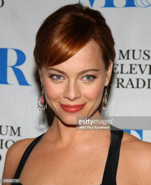 Melinda Clarke during The OC at The 21st Annual William SPaley Television Festival at Directors Guild of America in Los Angeles California United...
