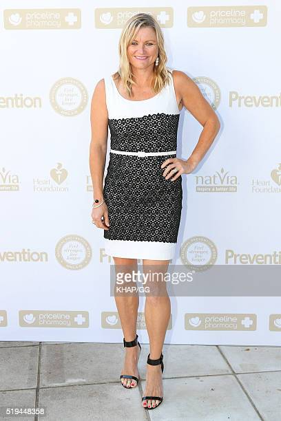 Melinda GainsfordTaylor attends National Prevention Week Breakfast held at Catalina Restaurant on April 05 2016 in Sydney Australia