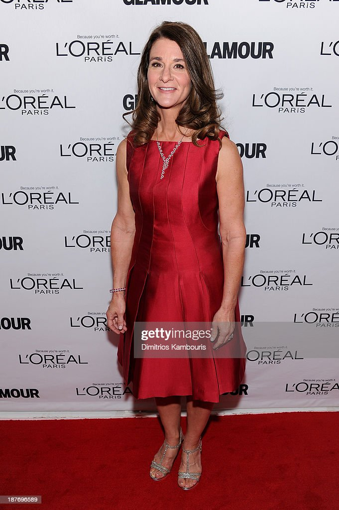 Melinda Gates attends Glamour's 23rd annual Women of the Year awards on November 11, 2013 in New York City.