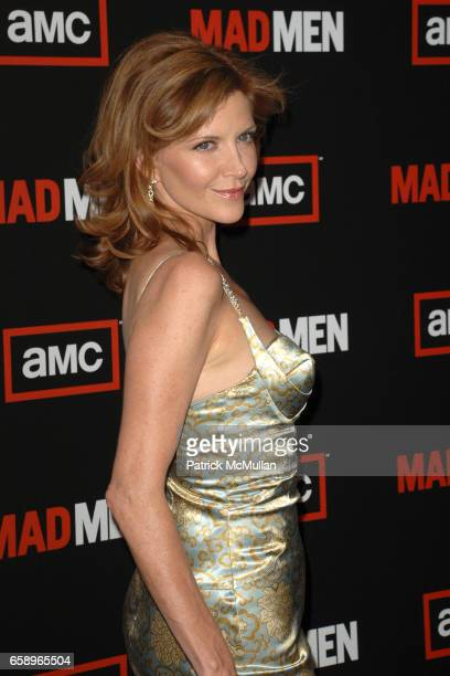 Melinda McGraw attends AMC Hosts The Premiere Of Mad Men Season 3 at DGA on August 3 2009 in Los Angeles California