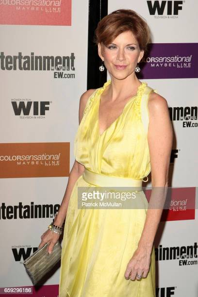 """Melinda McGraw attends Entertainment Weekly And Women In Film PreEmmy Party Presented By Maybelline Colorsensational at """"Restaurant"""" at The Sunset..."""