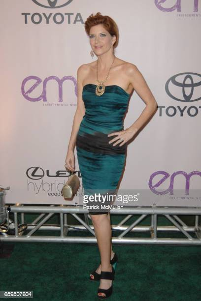 Melinda McGraw attends ENVIRONMENTAL MEDIA ASSOCIATION CELEBRATES 20TH ANNIVERSARY WITH THE 2009 EMA AWARDS at Paramount Studios on October 25 2009...