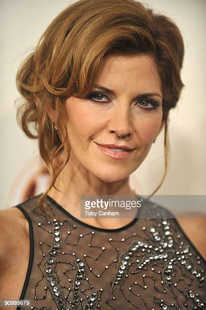Melinda McGraw poses for a picture at the 13th annual Entertainment Tonight Emmy party at Vibiana on September 20 2009 in Los Angeles California