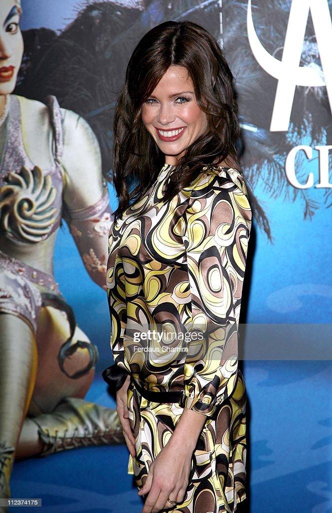 """Cirque du Soleil's """"Alegria"""" - VIP Press Night - Arrivals"""