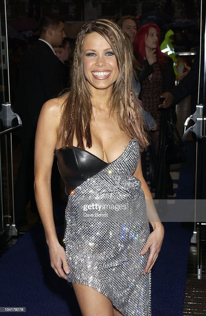 Melinda Messinger, 'Spiderman' Movie Premiere, At The Odeon Leicester Square, London