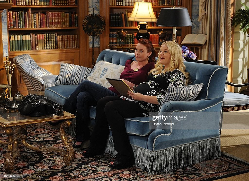 Melissa Archer and Bree Williamson in a scene that begins airing the week of September 27, 2010 on ABC Daytime's 'One Life to Live. 'One Life to Live' airs Monday - Friday (2:00 p.m. - 3:00 p.m., ET) on the ABC Television Network