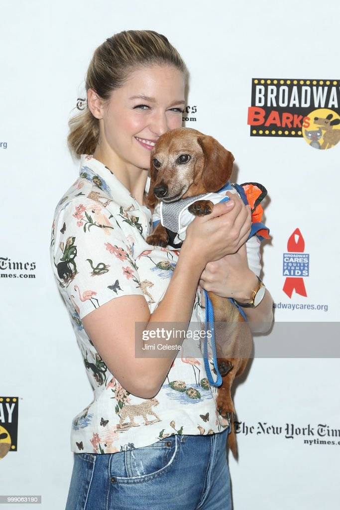 20th Anniversary Of Broadway Barks