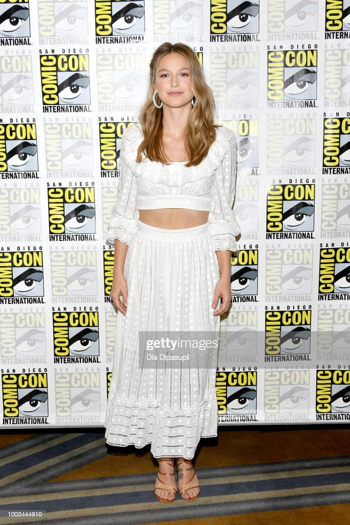 "Comic-Con International 2018 - ""Supergirl"" Press Line"