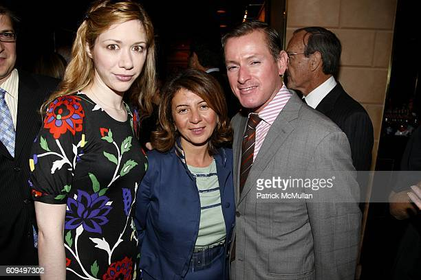 Melissa Berkelhammer Anait Bian and Montgomery Frazier attend QUEST's 20th Anniversary Hosted by HEATHER COHANE DAVID PATRICK COLUMBIA and S...
