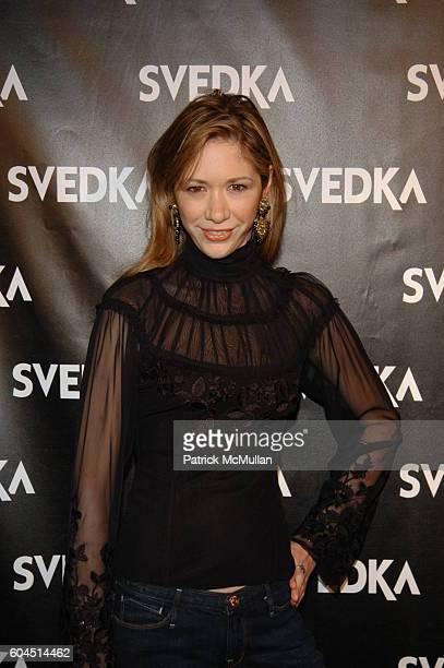 Melissa Berkelhammer attends SVEDKA VODKA Presents the Erotica Reading Series with Candace Bushnell Jay McInerney at Gramercy Park Hotel on November...