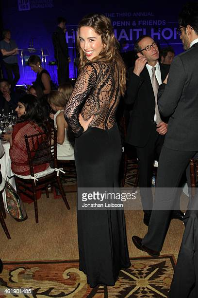 Melissa Bolona attends the 3rd annual Sean Penn Friends HELP HAITI HOME Gala benefiting J/P HRO presented by Giorgio Armani at Montage Beverly Hills...