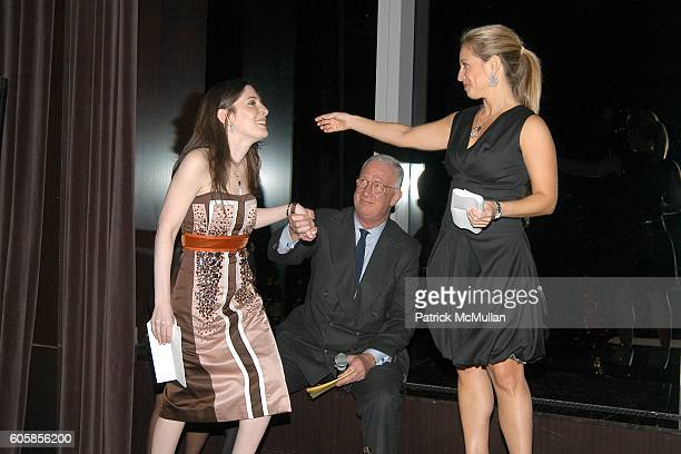 Melissa Breitbart Sohn and Lauren Glassberg attend LIVE4LIFE Benefit Gala at Mandarin Oriental on October 16 2006 in New York City