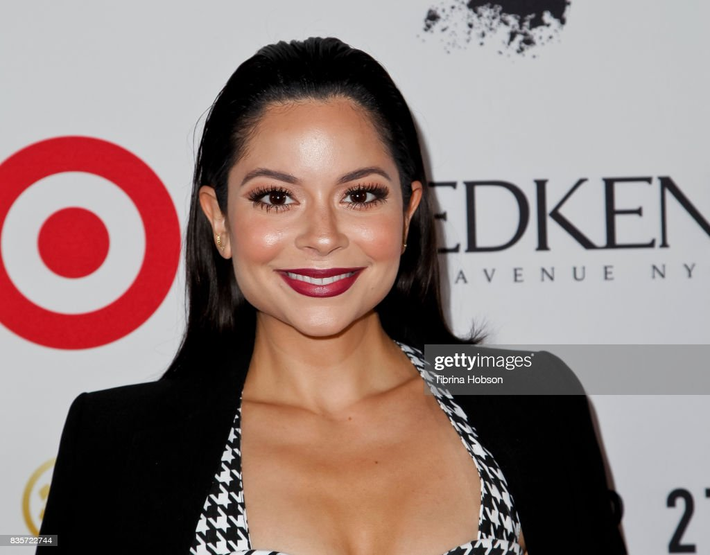 Melissa Carcache attends the NYX Professional Makeup's 6th annual FACE Awards at The Shrine Auditorium on August 19, 2017 in Los Angeles, California.