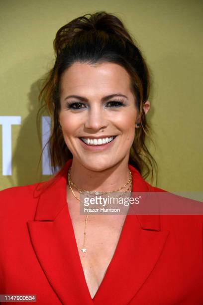 Melissa Claire Egan attends the premiere of MGM's The Hustle at ArcLight Cinerama Dome on May 08 2019 in Hollywood California