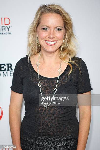 """Melissa d'Arabian attends the Food Network And Share Our Strength's special screening Of """"Hunger Hits Home"""" held at the Directors Guild Of America on..."""