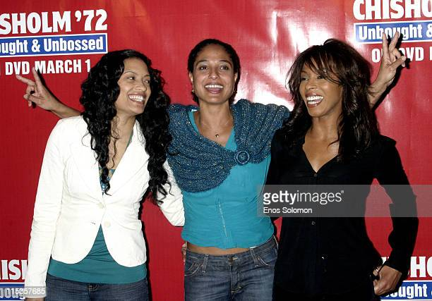 Melissa DeSousa Shola Lynch and Khandi Alexander