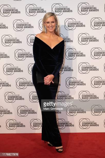 Melissa Doyle from NOVA Entertainment attends the 31st Australian Commercial Radio Award s on October 19 2019 in Brisbane Australia