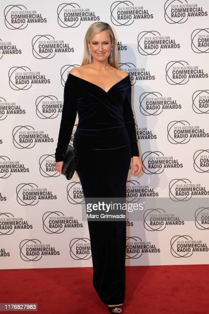 Melissa Doyle from NOVA Entertainment attends the 31st Australian Commercial Radio Award s on October 19, 2019 in Brisbane, Australia.