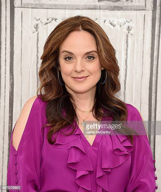 Melissa Errico attends the Build Presents Melissa Errico Discussing Finian's Rainbow at AOL HQ on January 5 2017 in New York City