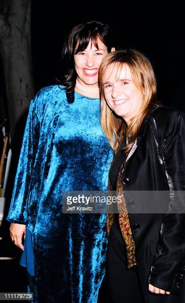 Melissa Etheridge and Julie Cypher during 1996 City of Hope at Universal Studios Hollywood in Universal City California United States