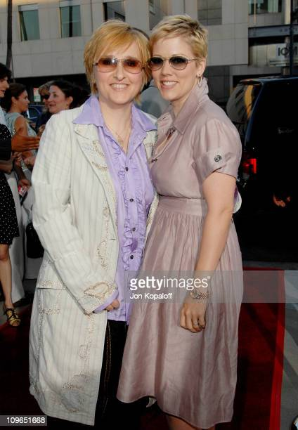 Melissa Etheridge and Tammy Lynn Michaels during 'Sicko' Los Angeles Premiere Arrivals at Academy Of Motion Picture Arts Sciences in Beverly Hills...
