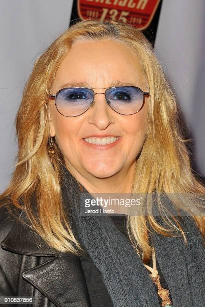 Melissa Etheridge arrives at the 6th Annual She Rocks Awards at House Of Blues on January 26 2018 in Anaheim California