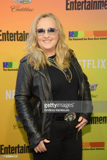 Melissa Etheridge attends as Entertainment Weekly Celebrates Its Annual LGBTQ Issue at the Stonewall Inn on June 05 2019 in New York City