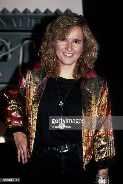 Melissa Etheridge attends the 2nd Annual International Rock Awards circa 1990 in New York City