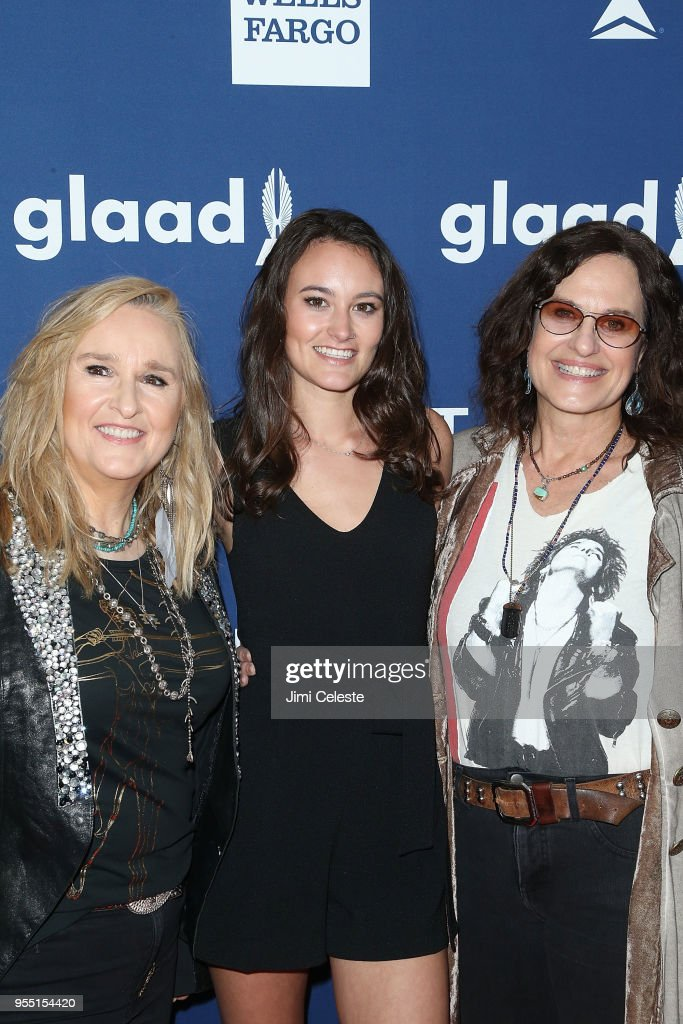 Photo of Melissa Etheridge  & her Daughter  Bailey Jean Cypher