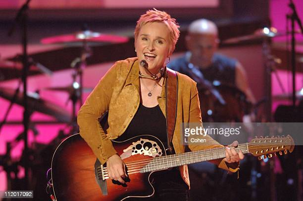 Melissa Etheridge during Lifetime Television Presents 'Women Rock Our Journey with Melissa Etheridge' to Air on Tuesday October 18 at 11PM ET/PT at...