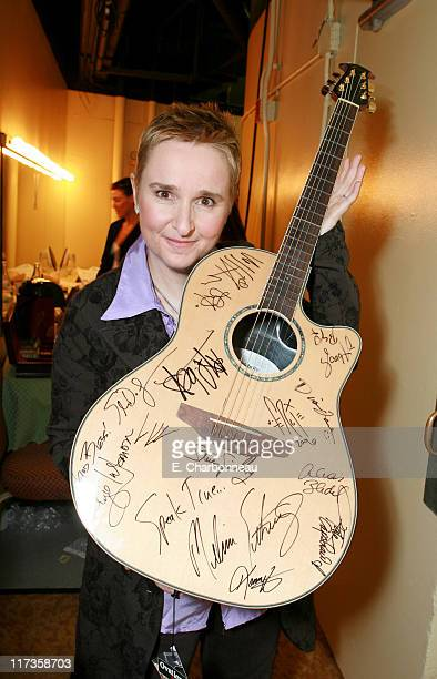 Melissa Etheridge during Saks Fifth Avenue's Unforgettable Evening Benefitting EIF's Women's Cancer Research Fund at Regent Beverly Wilshire Hotel in...