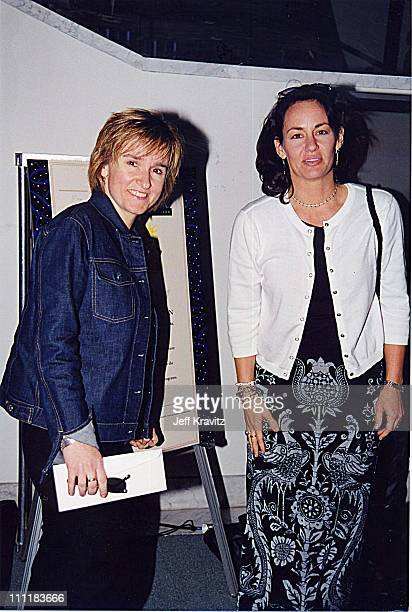 Melissa Etheridge Julie Cypher at the 1999 premiere of Star Wars Phantom Menace in Los Angeles