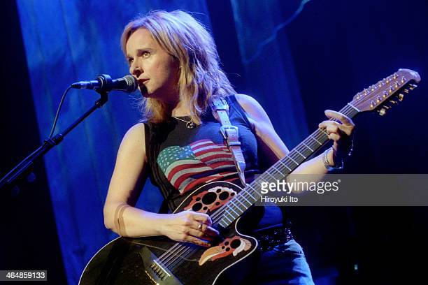 Melissa Etheridge performing at City Center on Tuesday night August 14 2001