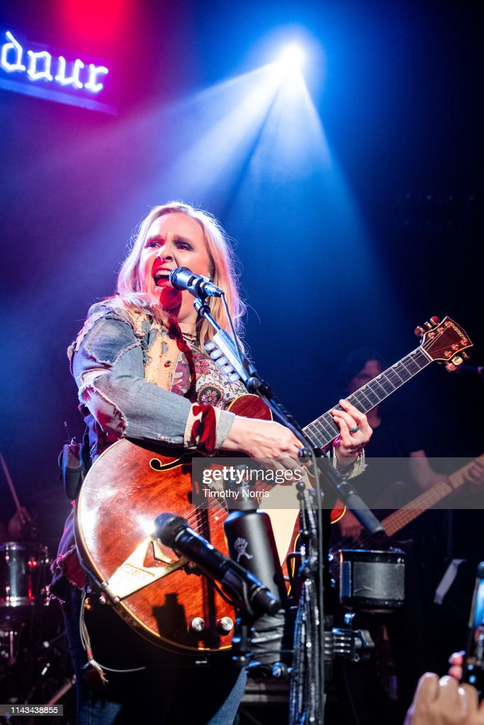 CA: Melissa Etheridge Performs At The Troubadour  West Hollywood, CA