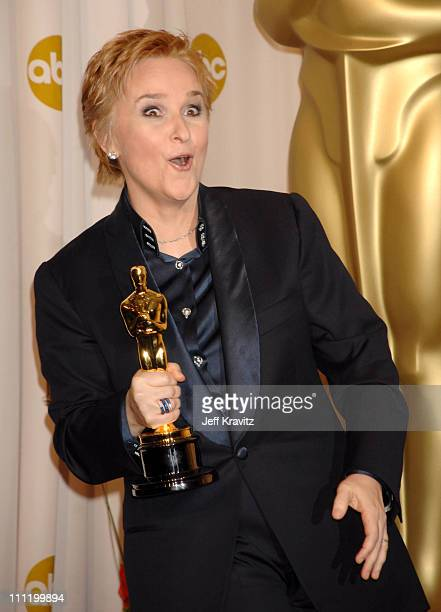 Melissa Etheridge winner Best Music for 'I Need to Wake Up' from 'An Inconvenient Truth'