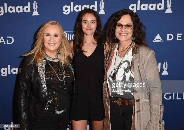 Melissa Ethridge attends the 29th Annual GLAAD Media Awards at The Hilton Midtown on May 5 2018 in New York City