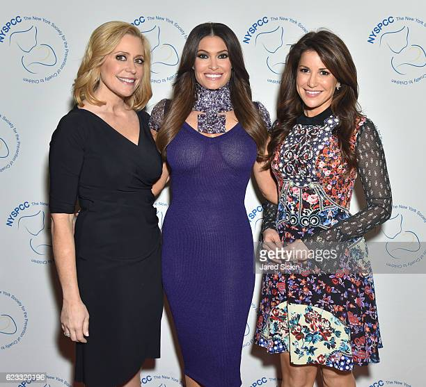 Melissa Francis Kimberly Guilfoyle and Gigi Stone Woods attend The New York Society for the Prevention of Cruelty to Children Food Wine Gala on...