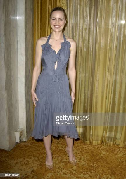 Melissa George during 5th Annual Lullabies & Luxuries Luncheon and Fashion Show Benefiting Caring for Children & Families With AIDS at Regent Beverly...