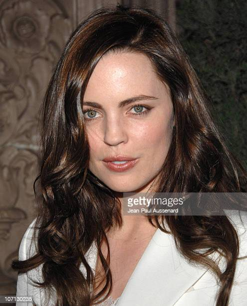 Melissa George during Escada Grand Opening Of The Beverly Hills Flagship Boutique Arrivals at Escada Beverly Hills in Beverly Hills California United...