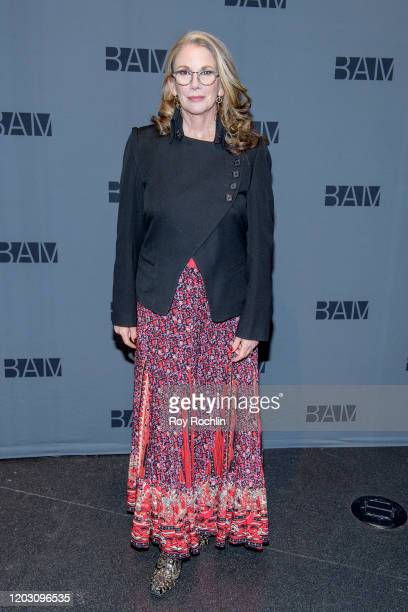 Melissa Gilbert attends Medea Opening Night at BAM Harvey Theater on January 30 2020 in New York City
