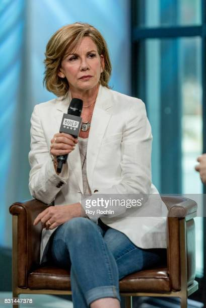 Melissa Gilbert discusses If Only with the BuiLd Series at Build Studio on August 14 2017 in New York City