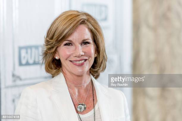 "Melissa Gilbert discusses ""If Only"" with the BuiLd Series at Build Studio on August 14, 2017 in New York City."