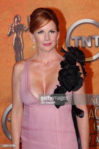 Melissa Gilbert during 2005 Screen Actors Guild Awards - Press Room at The Shrine in Los Angeles, California, United States.