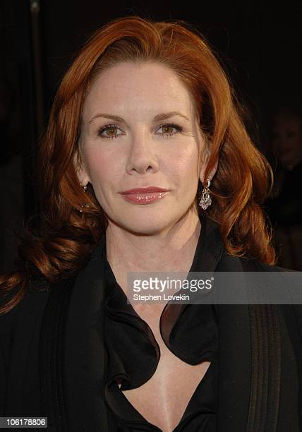 Melissa Gilbert during A Moon for the Misbegotten Broadway Opening Arrivals and Curtain Call at The Brooks Atkinson Theatre in New York City New York...