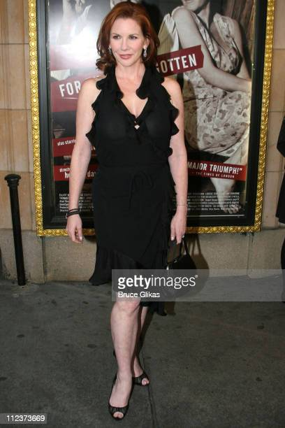 Melissa Gilbert during 'A Moon for the Misbegotten' Broadway Opening Arrivals at The Brooks Atkinson Theatre in New York City New York United States